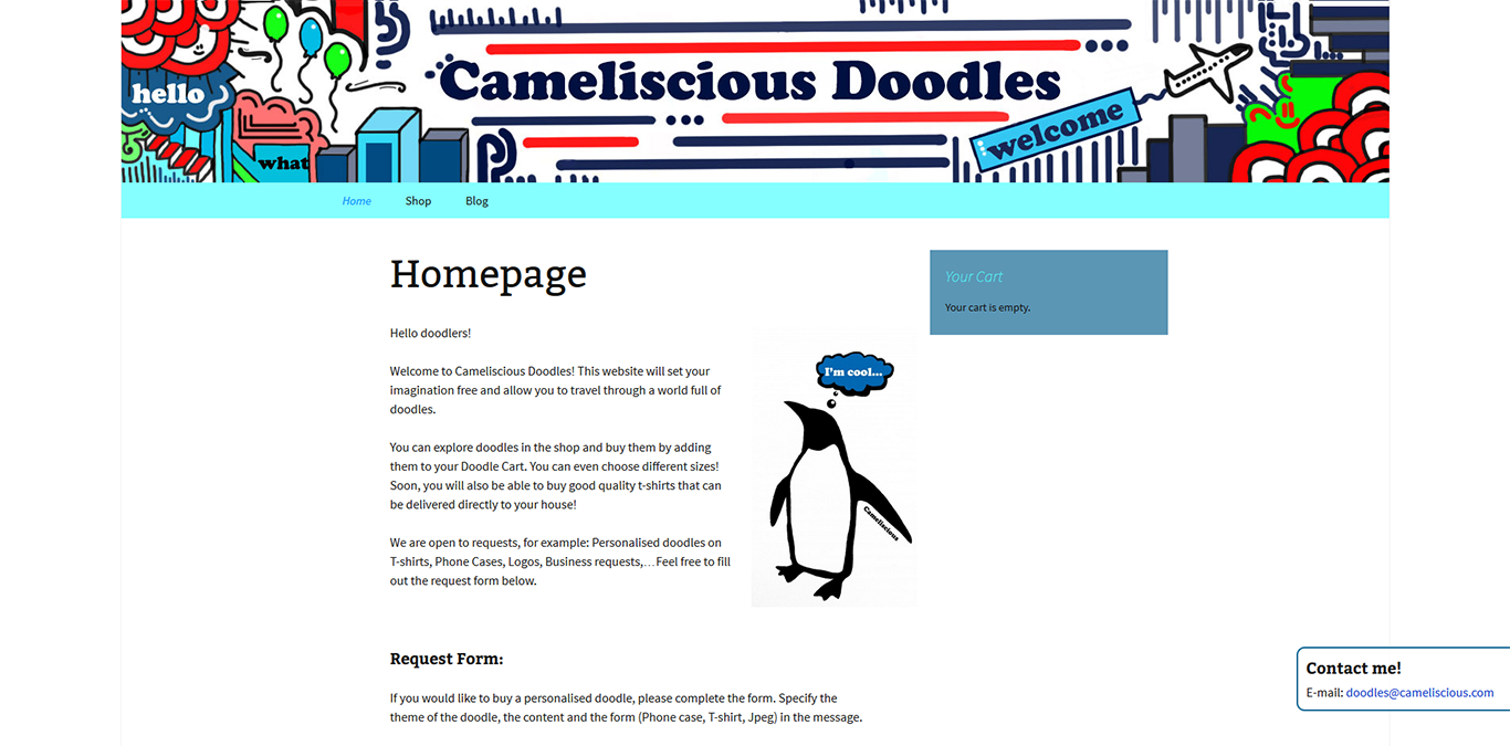 Screenshot of Web Page/Site